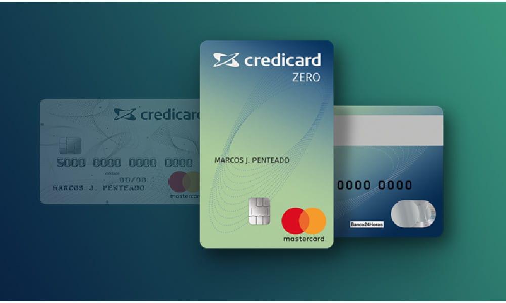 Credicard Zero Como fazer