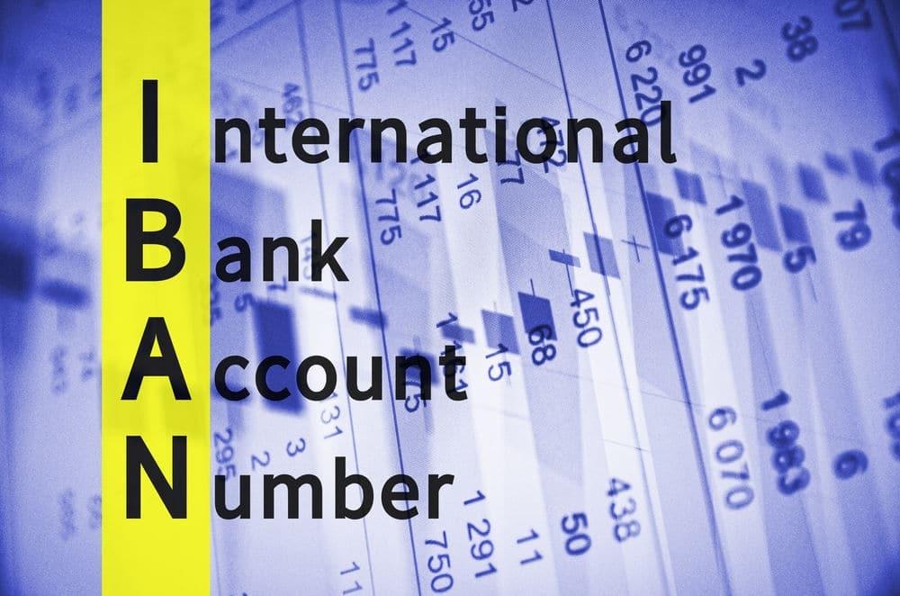 Números e Códigos do banco: IBAN e SWIFT
