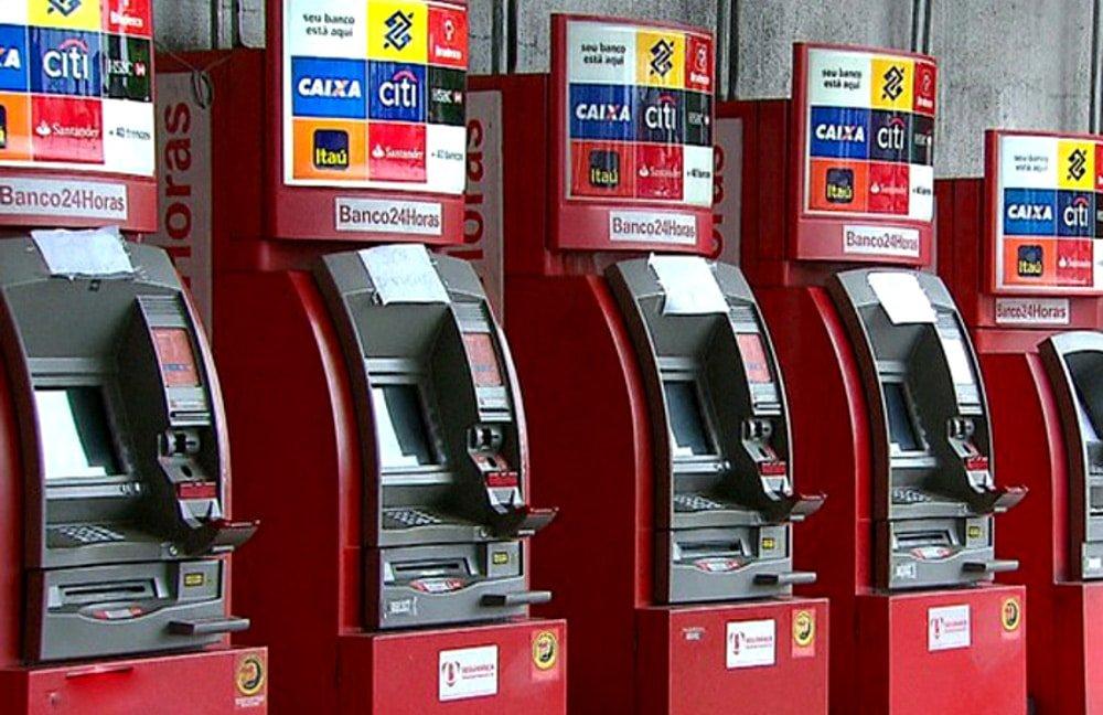 Caixa do Banco 24Horas