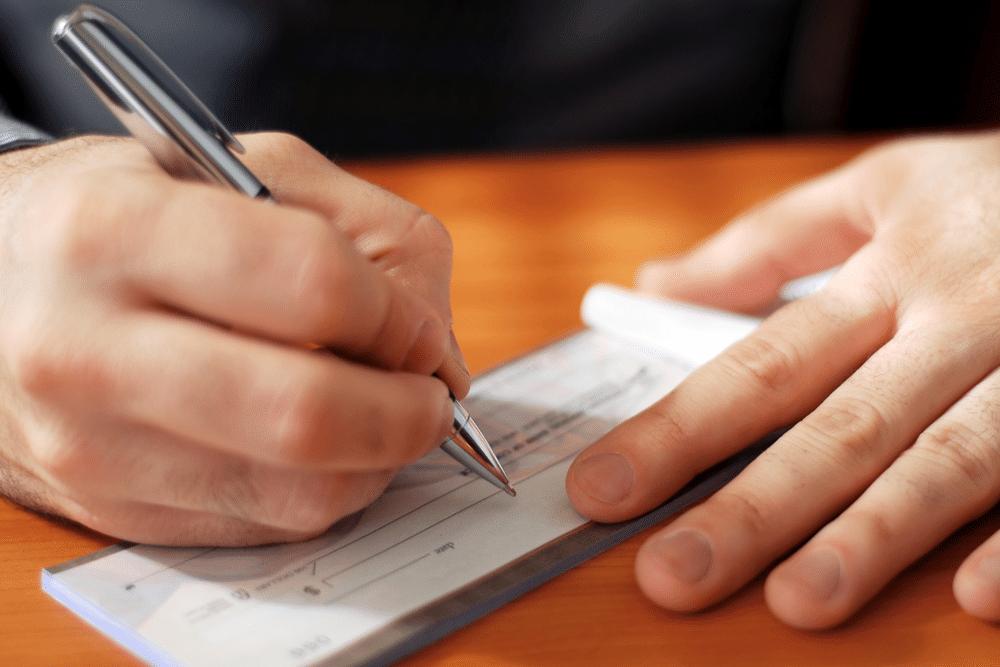 empréstimo com cheque