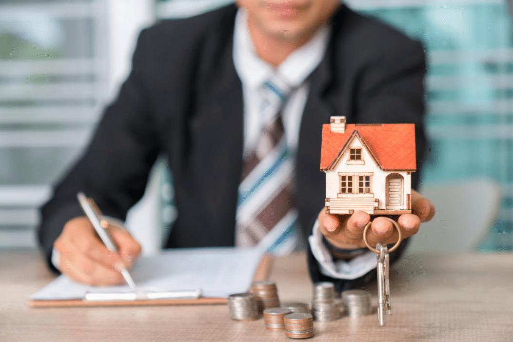 opção de empréstimo com garantia