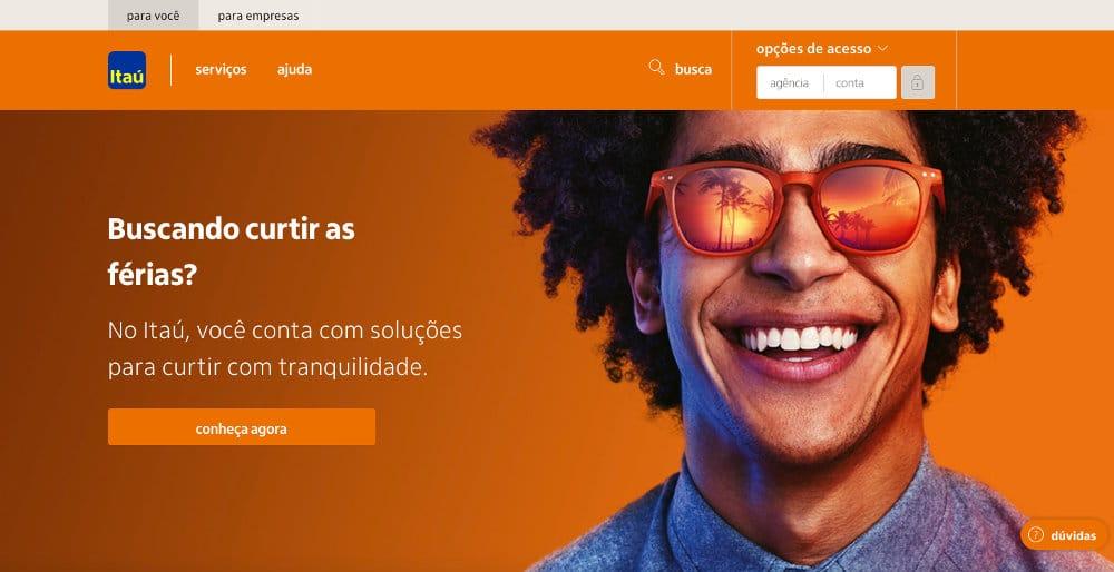 número banco Itaú para transferência entre bancos