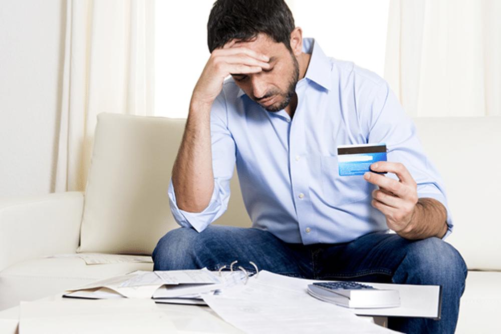 Empréstimo para pagar dívidas de cartão de crédito