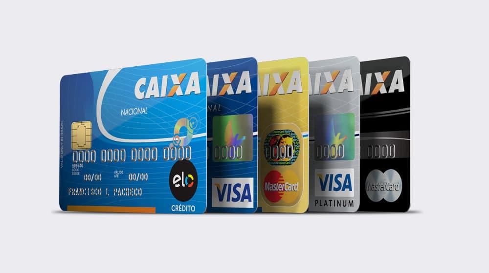 2ª via Fatura e Boleto Cartão Caixa Visa ou Mastercard