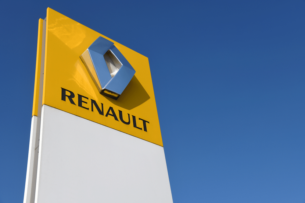 Renault Financiamentos 0800, SAC