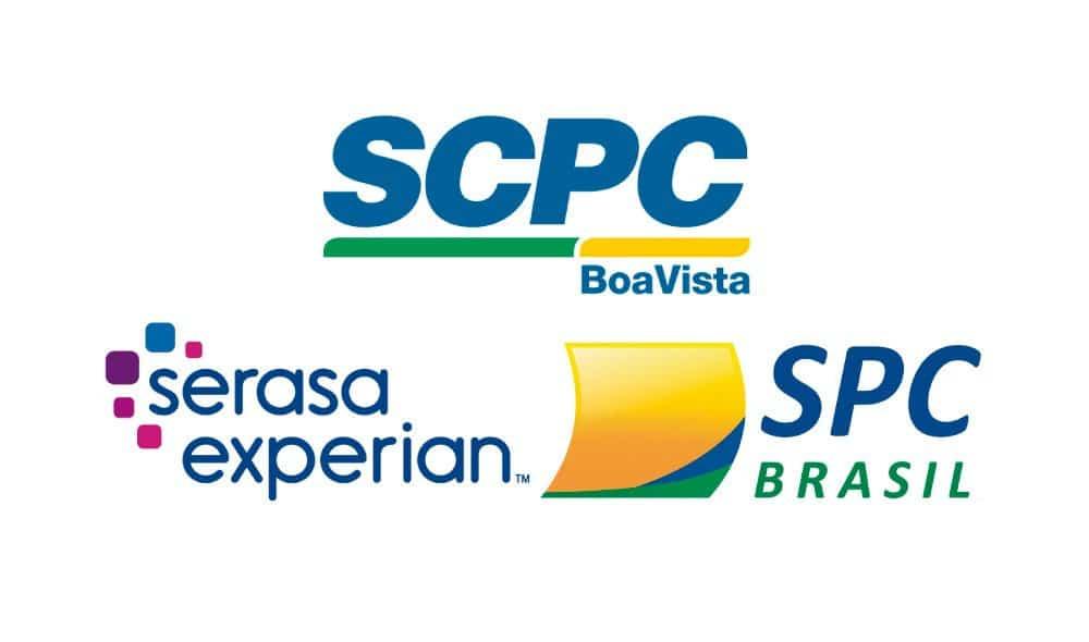 0800 e Telefones das três principais agências de crédito