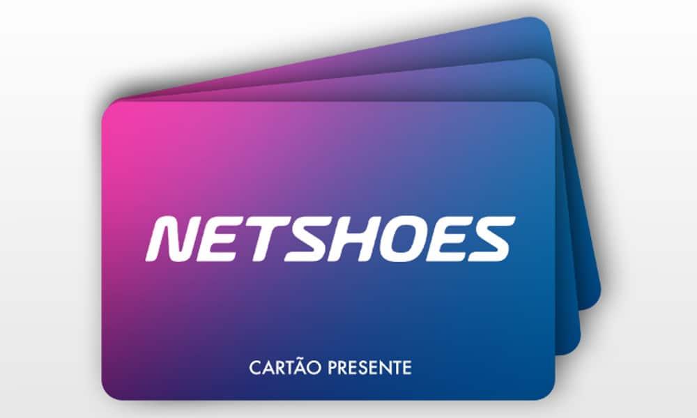 Cartão Presente Netshoes