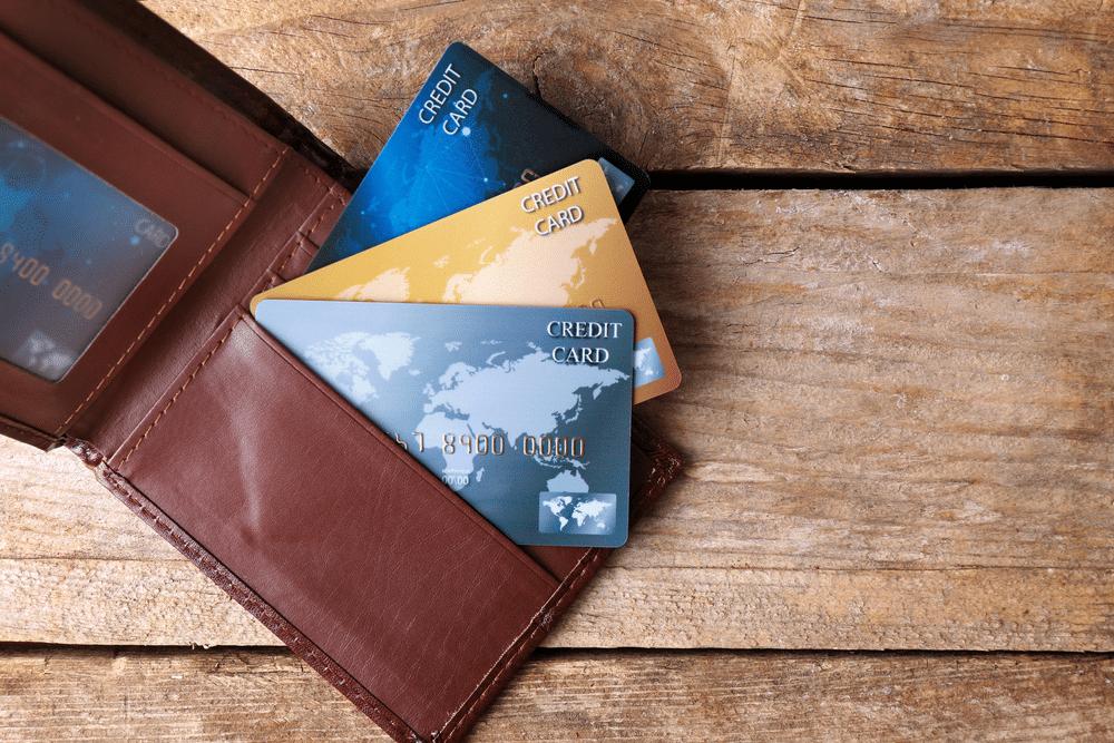 conseguir um cartão de crédito