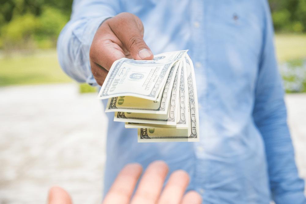 empréstimo entre amigos e familiares