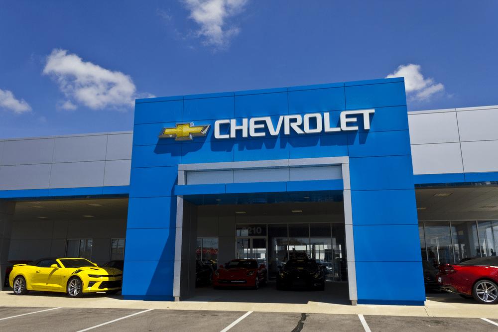 GMAC Financiamentos Chevrolet
