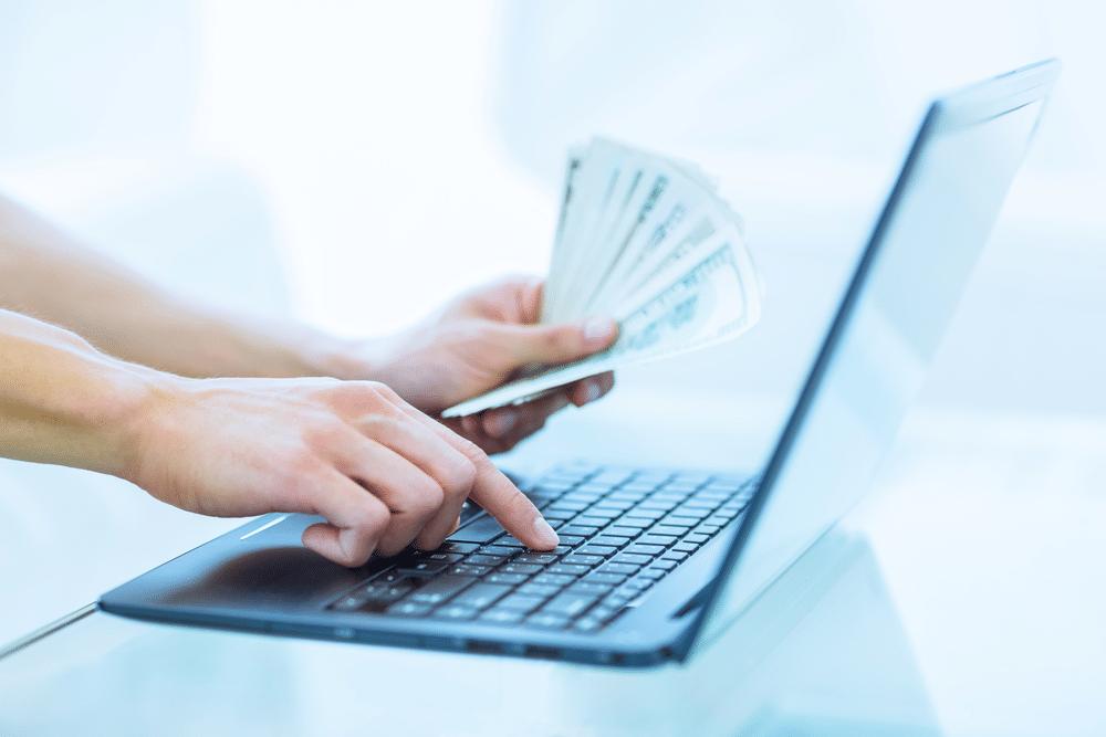 procurar um empréstimo pessoal na internet