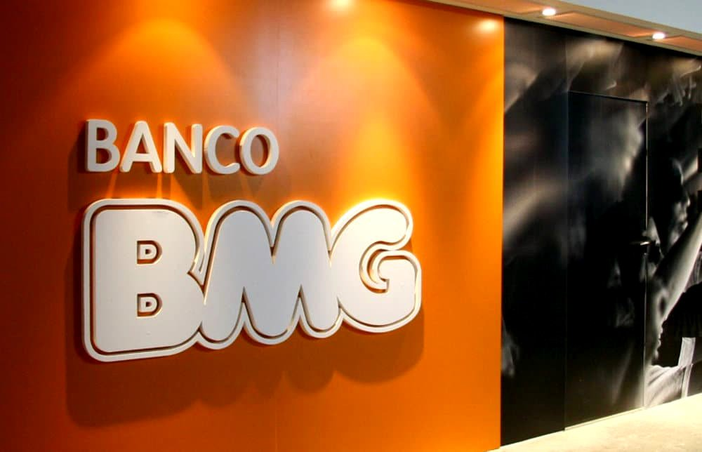 Simulação de Empréstimo Banco BMG