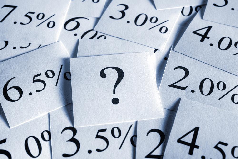 taxas de empréstimo pessoal