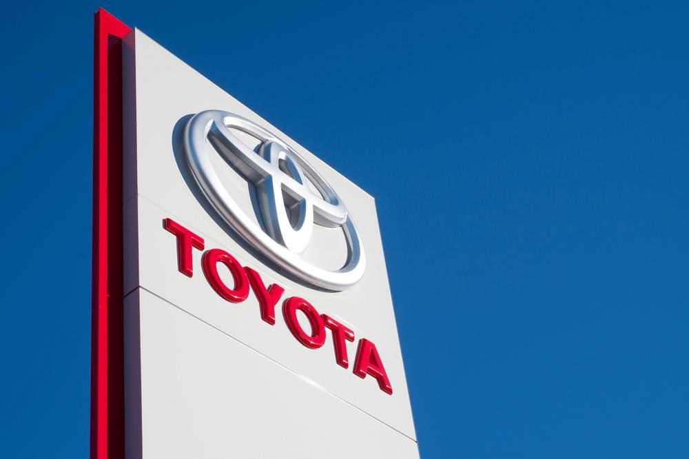 Banco Toyota financiamentos