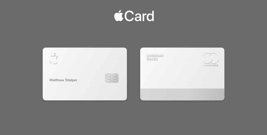 Quais as vantagens do Cartão Apple Card