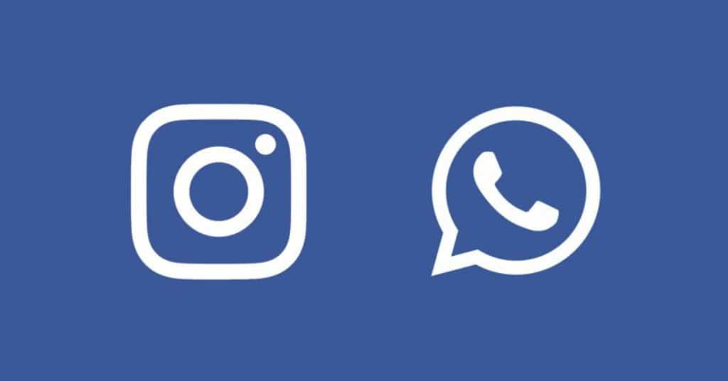 """Instagram e WhatsApp recebem um selo """"do Facebook"""""""