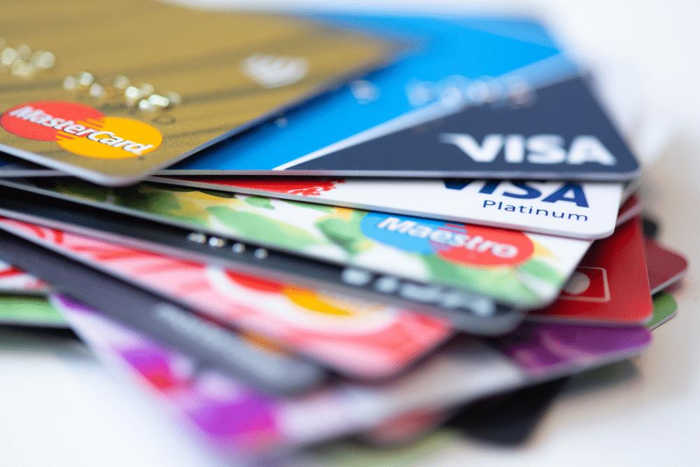 Assinatura do Recibo de Cartão de Crédito