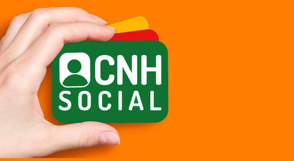 CNH Social – Carteira Nacional de Habilitação Gratuita