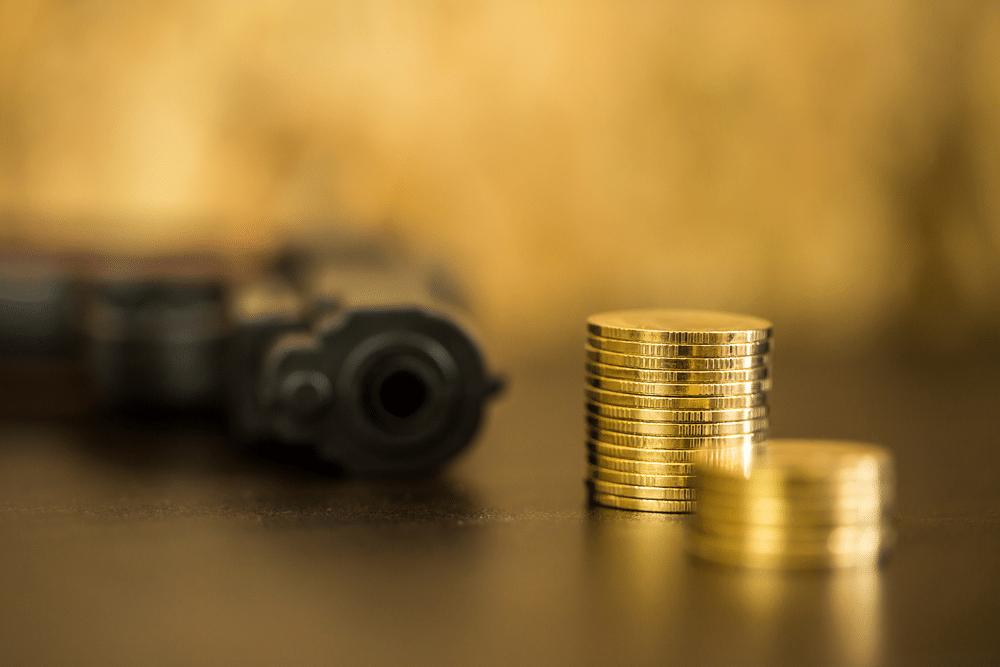 Empréstimo para compra de arma