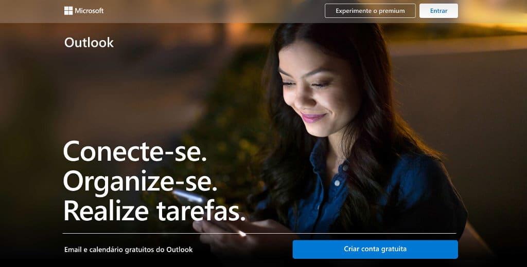 Novo design da Microsoft para o Outlook.com liberado