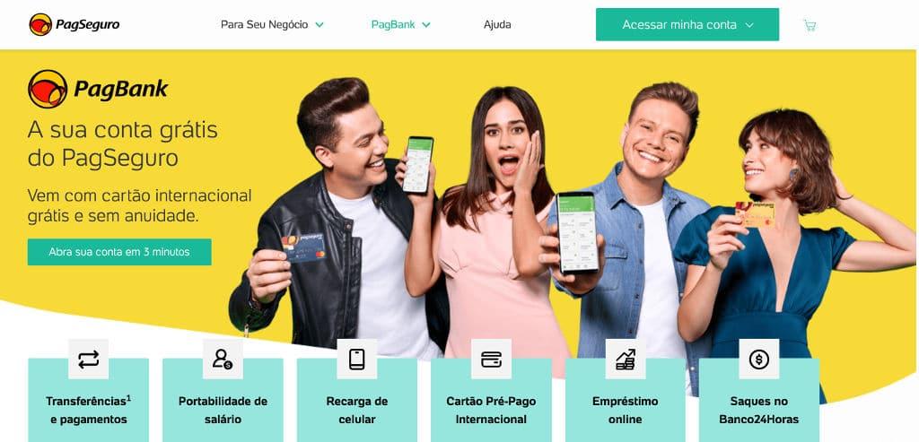 PagBank PagSeguro - Telefone, 0800, SAC e Atendimento