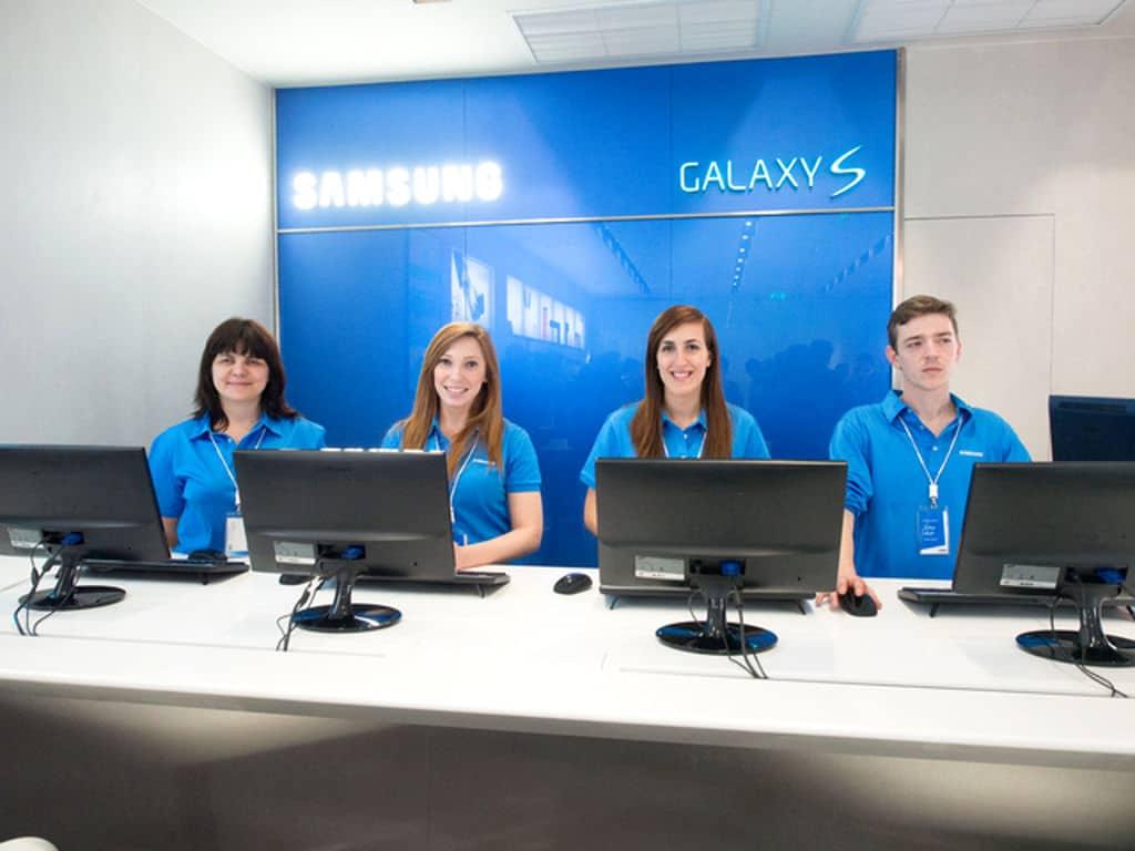 Centro de Assistência e Serviços Samsung
