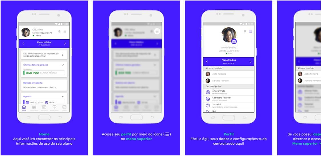 Como consultar e emitir 2ª via do boleto Amil por app