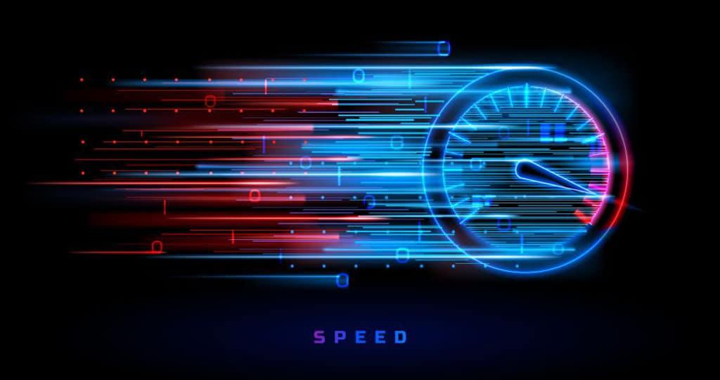 Teste de velocidade da Internet 100% de precisão Grátis