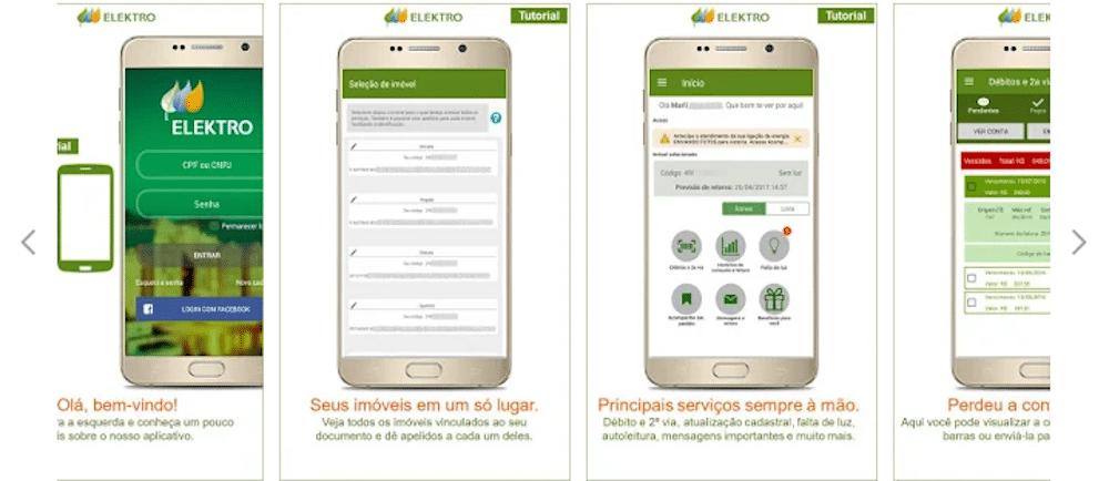 aplicativo elektro para android
