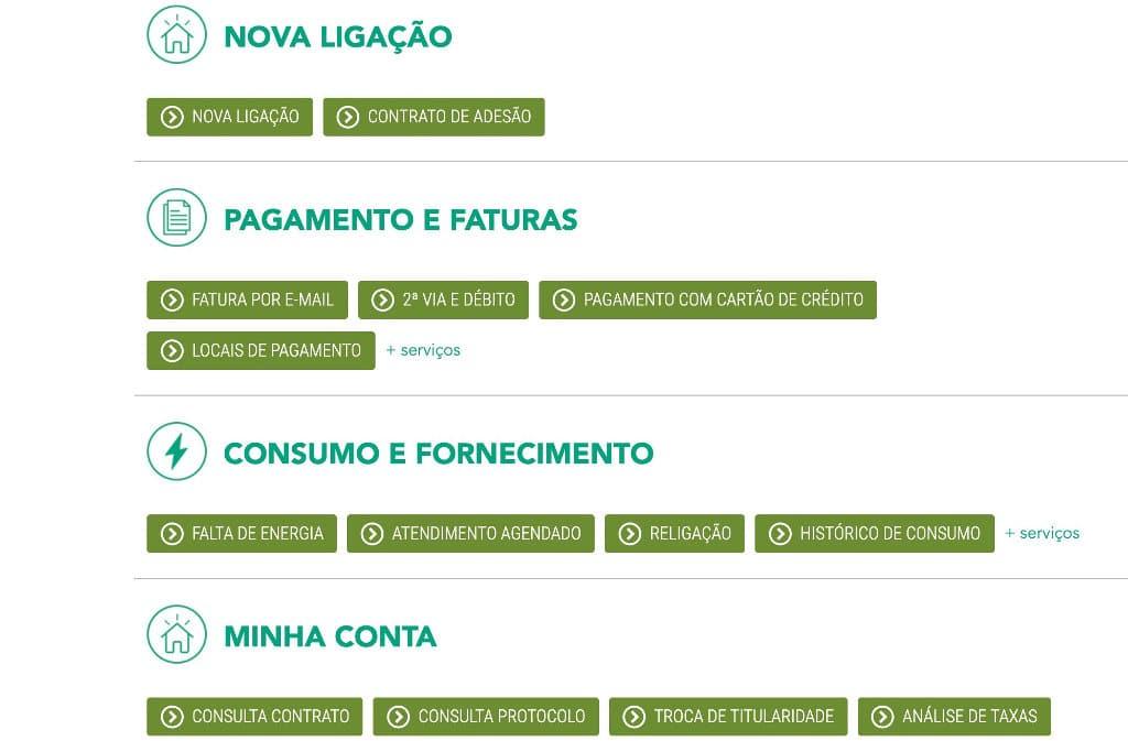 Faturas, 2ª via de conta e como acessar o site da COELBA