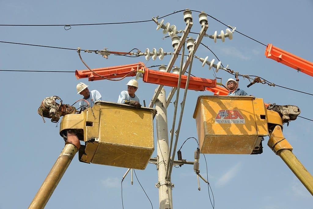 O que fazer em caso de corte de energia ou gás